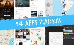 Apps para viajes: 14 aplicaciones para la ruta