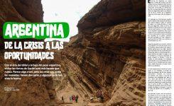 Crónicas / Argentina: De la crisis a las oportunidades