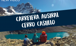 Cerro Castillo: Alto trekking